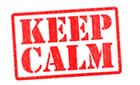 O que significa Keep Calm em português?